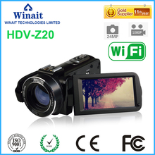 """Buy Free 1080P Full HD Digital Video Camera 24 MP 3.2""""LCD Screen Mini Camcorder Support Face Detection16x digital zoom for $120.00 in AliExpress store"""