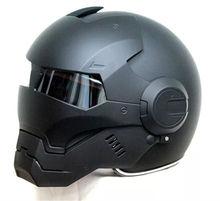 2016 Top hot Black MASEI IRONMAN Iron Man font b helmet b font motorcycle font b