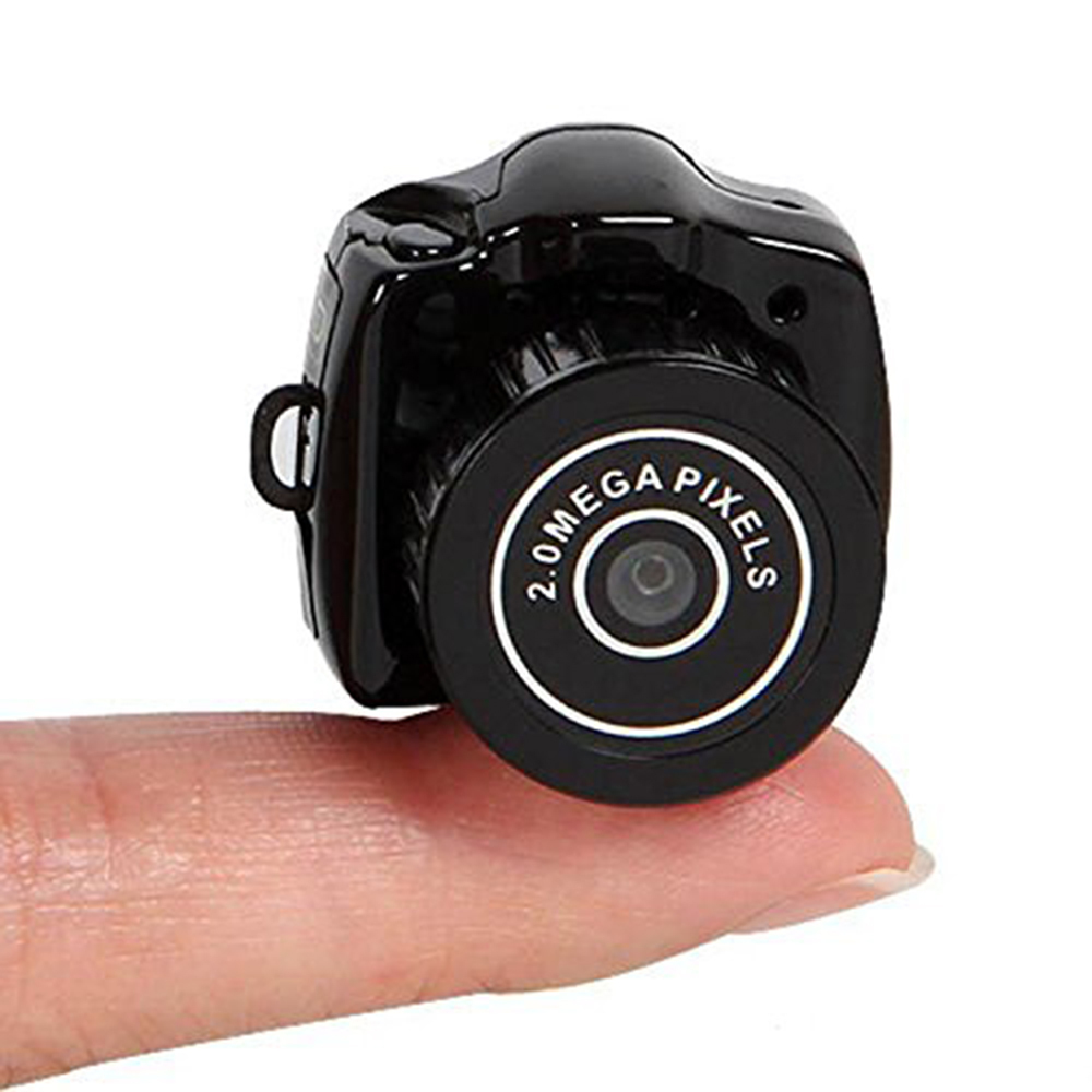 Hot Sale Mini Smallest HD Video Camera 480P Mini Pocket DV DVR Portable Camcorders Micro Digital Recorder USB(China (Mainland))