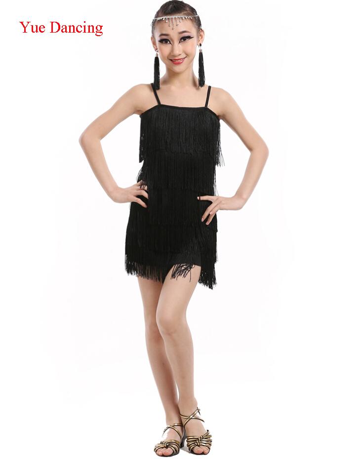 Enfant de danse costumes promotion achetez des enfant de - Danse de salon enfant ...