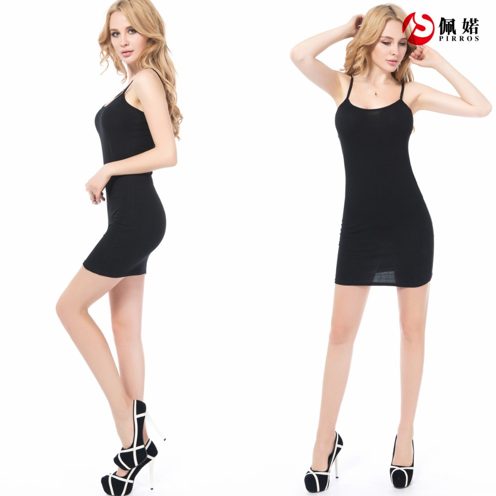 2016 Sexy Women sheath Dress High quanlity Summer spaghetti strap dress sold color cotton Dress CPR-005(China (Mainland))