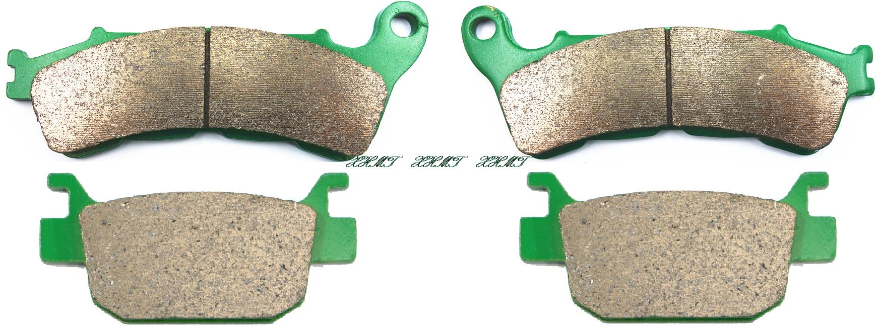 Disc Brake Pads Set HONDA NSS250 NSS 250 FORZA EX X 2005 06-08/ SH300 SH 300 2006 2007 2008 2009 2010 2011 2012 2013 2014