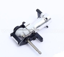 Alzrc Devil 450 D45P23 Metal Tail Torque Tube Unit Black Devil 450 Spare Parts Free Shipping with Tracking