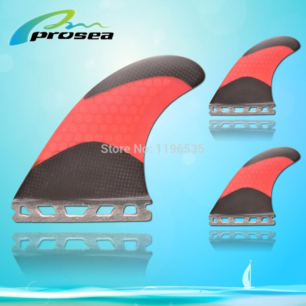 FREE SHIPPING! Future carbon G5 size surfboard fins with fiberglass material fot surfboard(Tri-set)(China (Mainland))