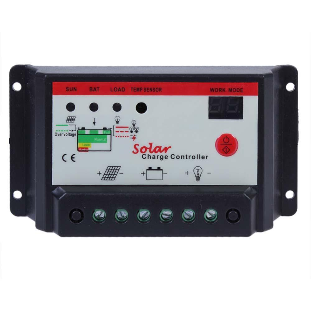 2015 24V Solar Panel battery charge controller 30A 12V Solar PV system indoor use #02<br><br>Aliexpress