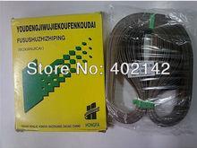 Free Shipping,50pcs/lot 750*15mm teflon belt for FR-900 /SF-150 band sealer/plastic bag sealing machine/plastic film sealer(China (Mainland))