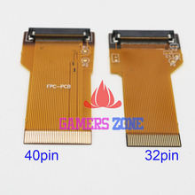 For Game Boy Advance GBA Ribbon Cable  40 Pin AGS 101 Backlit Adapter Screen Mod