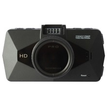 A7810 Car DVR Camera Ambarella A7LA70 Dash Cam 1296P GPS Logger LDWS Video Recorder With Polarizer