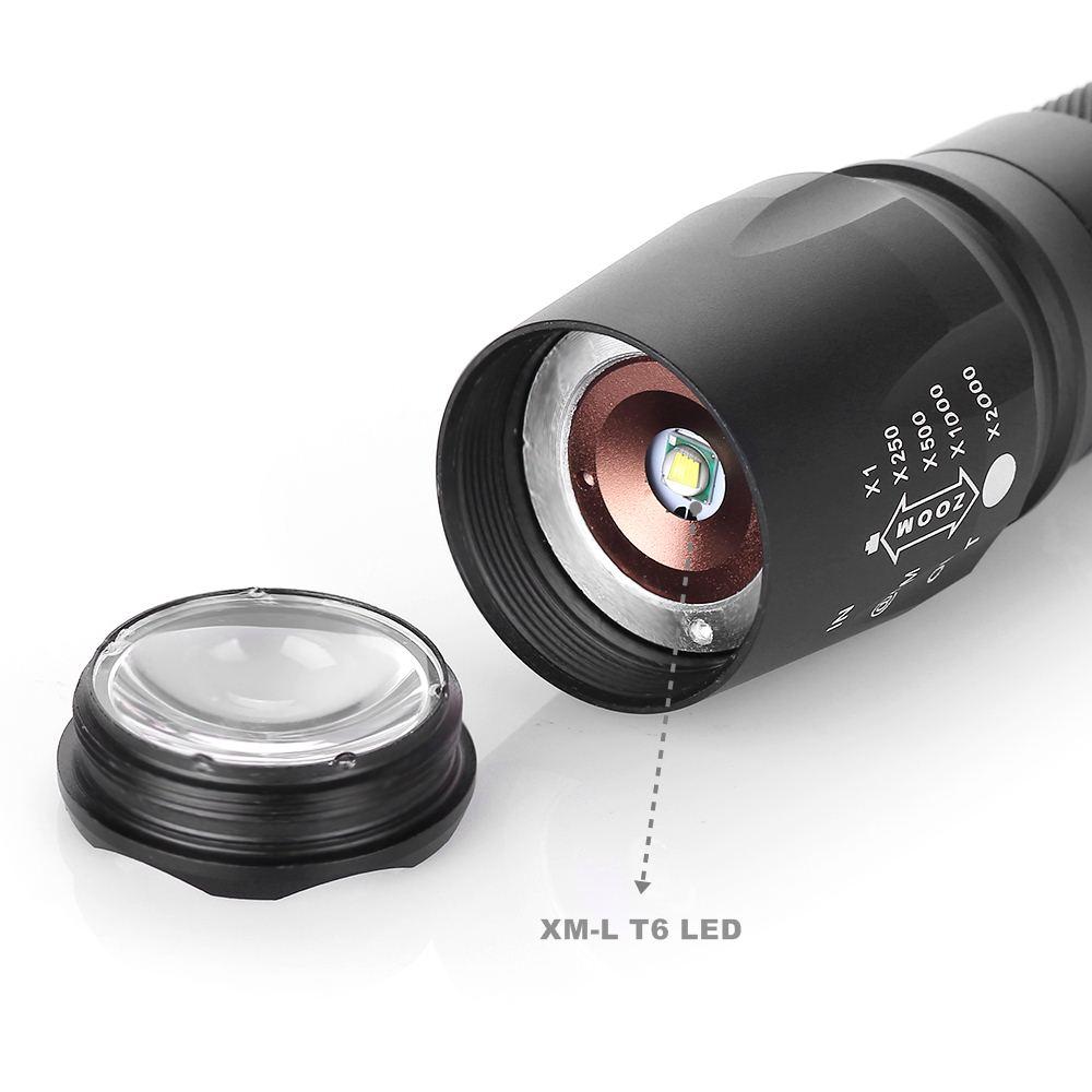 E26 T6 led flashlight (11)