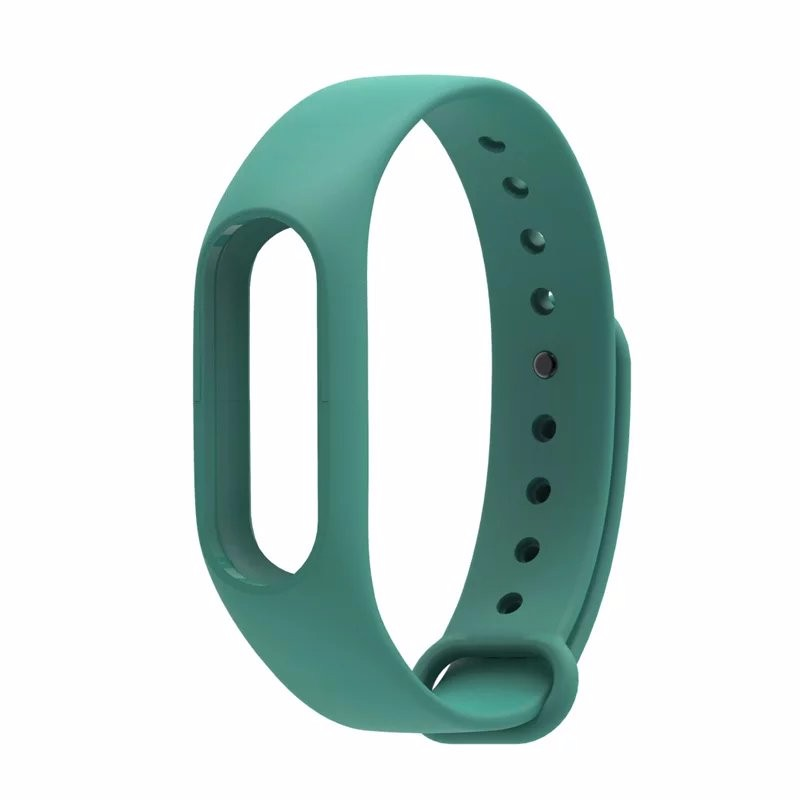 11 Colors Miband 2 Strap Silicone Wrist Strap for Xiaomi mi band 2 Smartband Replacement Smart Device Accessories Bracelets