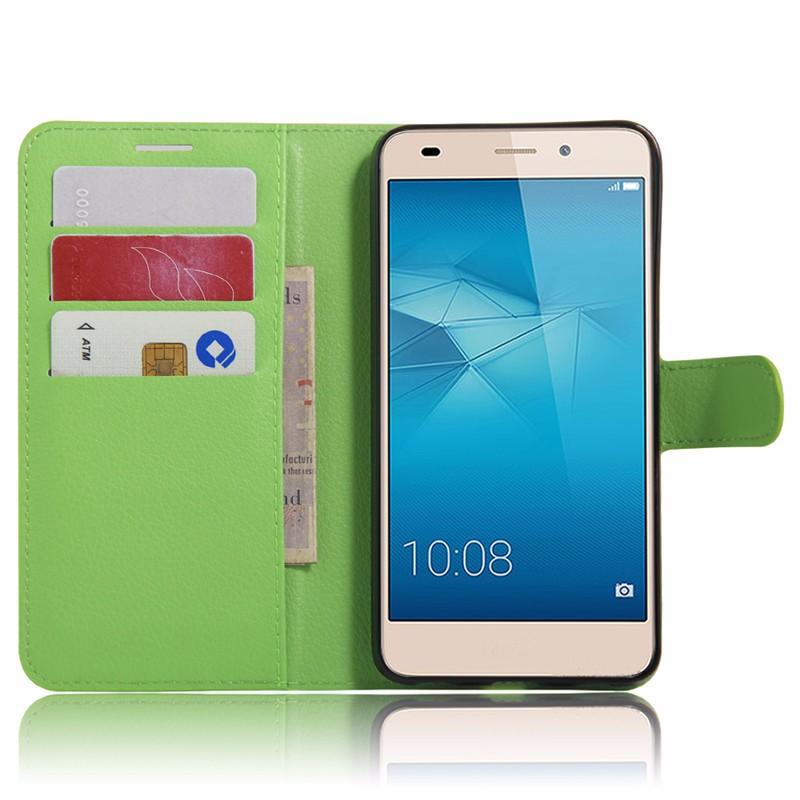 For Huawei Honor 7 Lite Case Luxury PU Leather Back Cover Case For Huawei Honor 7 Lite Case Flip Protective Phone Bag Skin Funda (8)