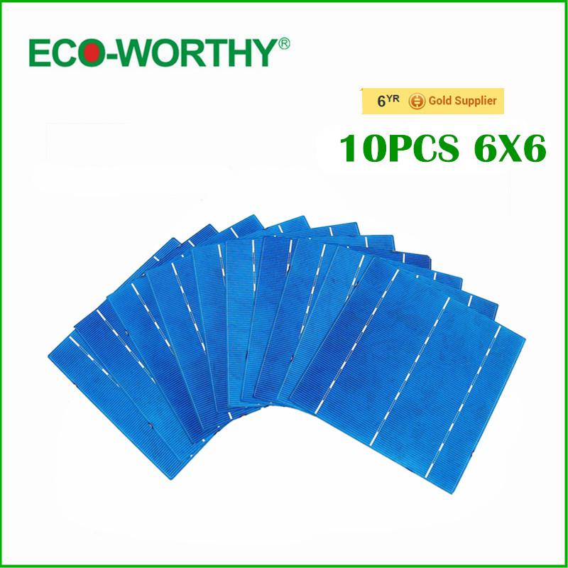 Солнечная батарея ECO-worthy 10