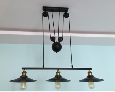 Nice Decor Pendant Lamp,Retro Vintage Pendant Lamps With 3 Lights,Perfectly Match Edison Bulbs For Dinning Room,Living Room(China (Mainland))