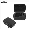 Action Camera Sport portable package Carrying Case Bag Zip Black for Digital Camera GoPro Hero 1