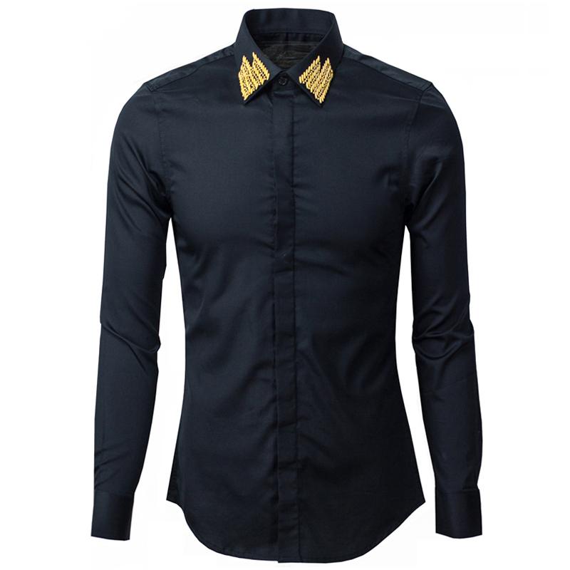 Turmec mens long sleeve silk dress shirts for Long sleeve silk shirt dress