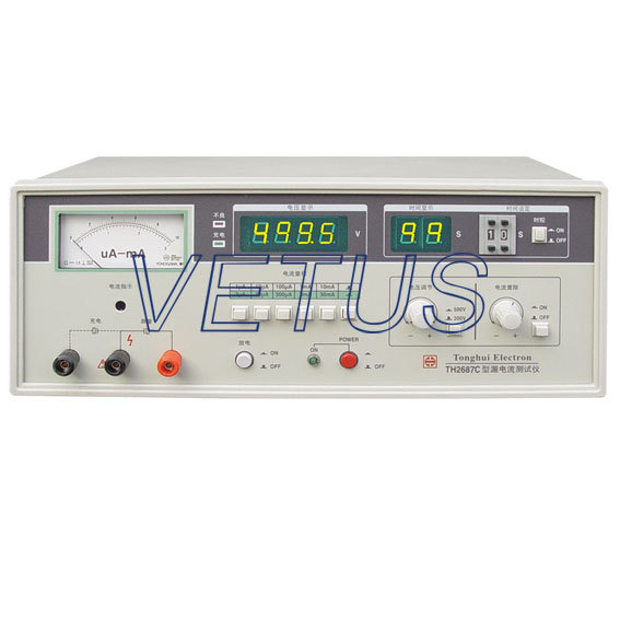 TH2687C drain current tester capacitance meter<br><br>Aliexpress