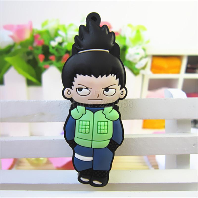 Pen drive Naruto Nara Shikamaru 8GB/16GB/32GB/64GB usb 2.0 flash drive flashdrive memory stick pendrive(China (Mainland))