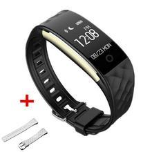 Naiku S2 Спорт Смарт запястье браслет Heart Rate Мониторы IP67 Водонепроницаемый Bluetooth smartband для iPhone Android NK2(China)