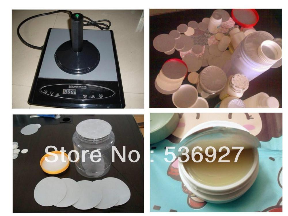 induction foil sealing machine various shapes bottle - Shanghai Tops Group Co., Ltd. store