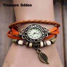 Relogio Feminino 2016 Quartz-Watch Brand Luxury Bracelet Quartz Wrist Watch Round Dial Soft Leather Strap Women Wristwatches(China (Mainland))