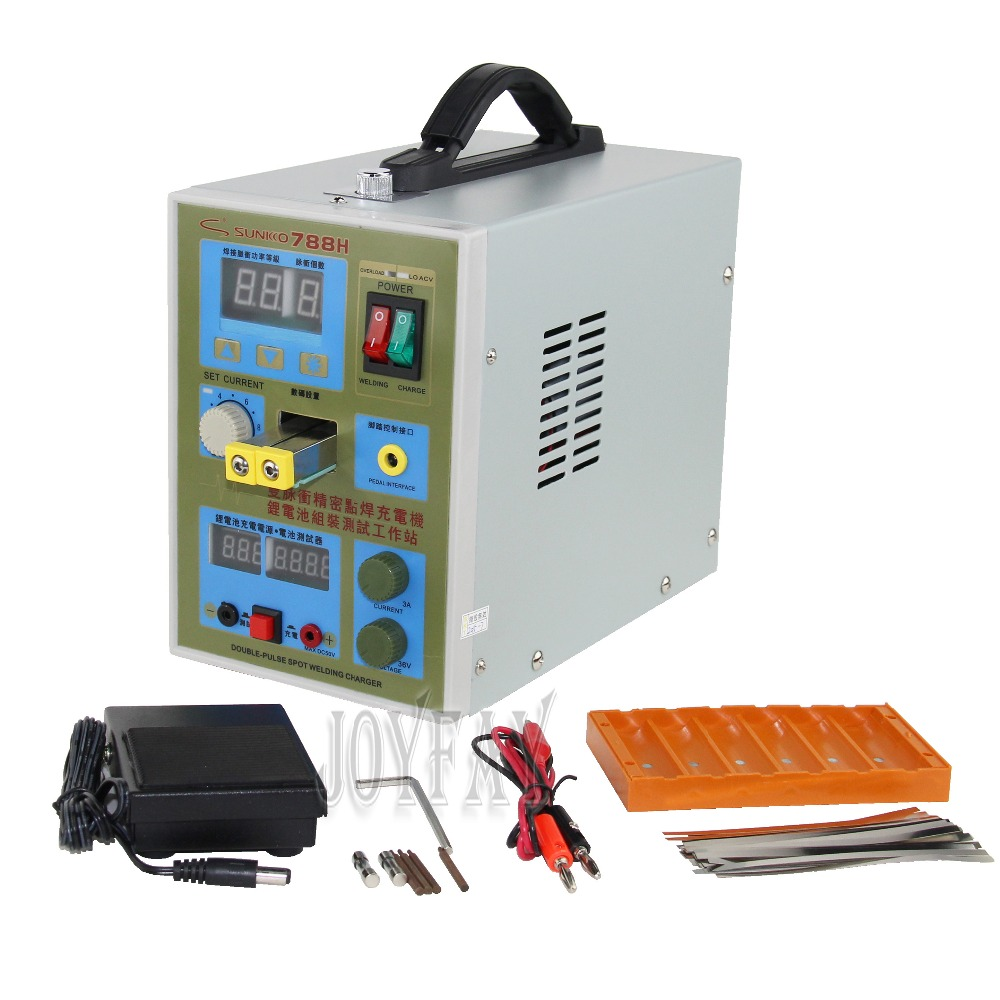 sunkko led lighting pulse battery spot welder 788h welding. Black Bedroom Furniture Sets. Home Design Ideas