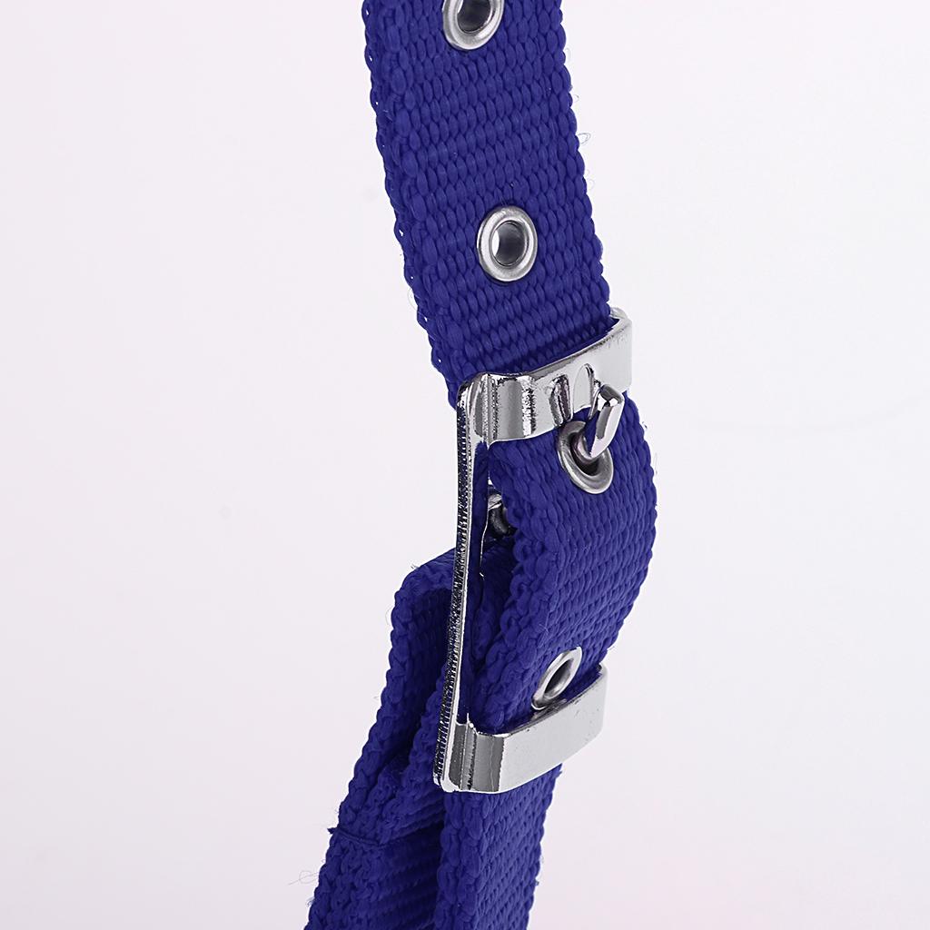 Adjustable Webbing Equestrian Horse Halter Horse Riding Wear Adjustable Horse Halter Outdoor Racing Woven Belts Bridle