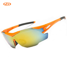 Buy New 2017 Design Outdoor Sports Cycling Sunglasses Men Women Bike Bicycle Eyewear Windproof UV400 Goggles Cycling Sun glasses for $2.94 in AliExpress store
