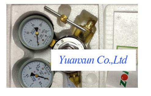 Wholesale Regulator oxygen nitrogen hydrogen pressure reducer Xi'an Automation Instrumentation Plant small body