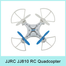 JJRC JJ810 4CH 6-Axis Gyro Nano RC Quadcopter UFO Drone 360 Degree Eversion RTF 2.4GHz Toys Gift for Christmas New Year 2015