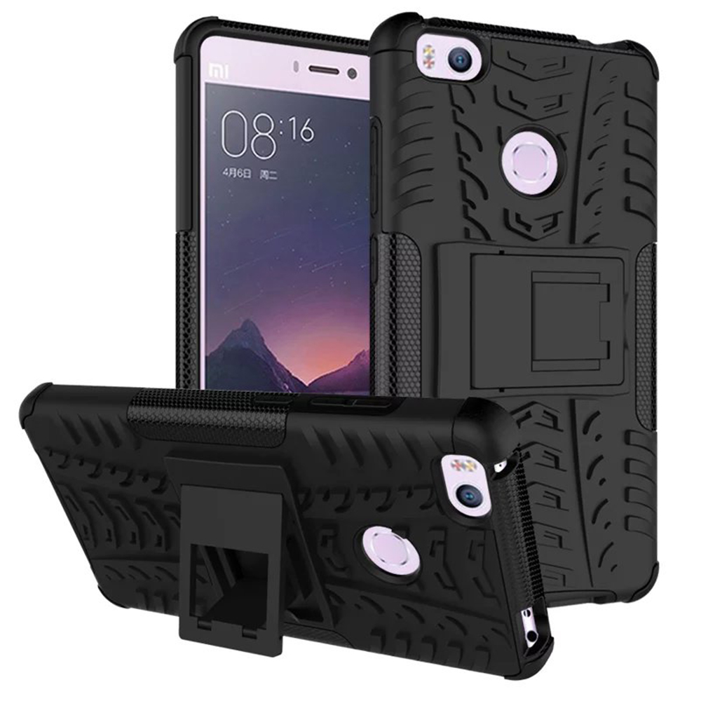 High Quality Rugged TPU Plastic Heavy Duty Hybrid Dual Armor Case For Xiaomi 4s mi4s Hard Slim Cell Phone Back Cover Case IDOOLS(China (Mainland))