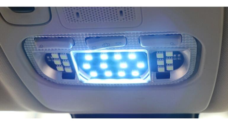 For Peugeot 3008 301 308 408 307 car dome light / Peugeot special LED reading light / car dome light/LED light(China (Mainland))