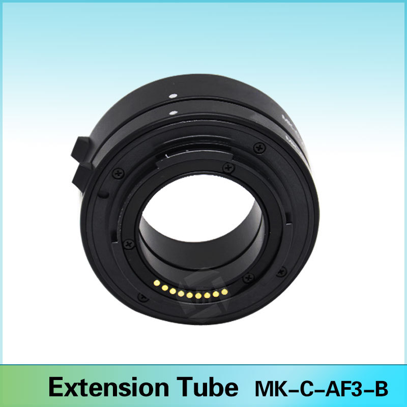 Meike Auto Focus AF Confirm Macro Extension Tube Adapter for Canon EOS M Mirrorless Camera<br><br>Aliexpress