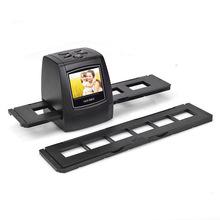 """SainSonic FS-02 USB 2.3"""" Film Slide Film Scanner 5MP 35mm Negative Film Slide Viewer Scanner USB Digital Color Photo Copier(China (Mainland))"""