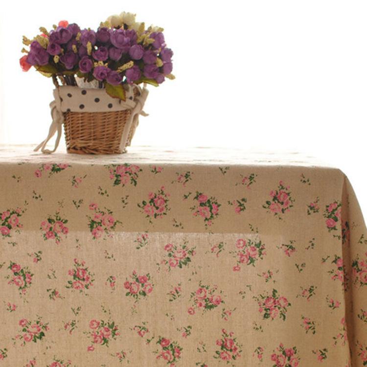 Compra colored lace tablecloth online al por mayor de china ...