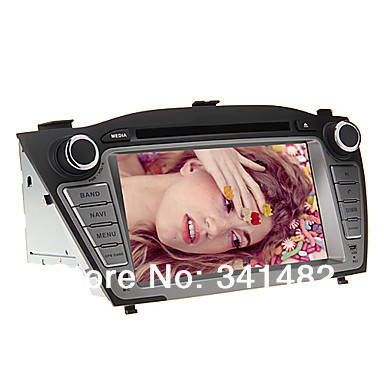 CAR DVD PLAYER WITH GPS FOR HYUNDAI IX35 2009- Navigation Radio Bluetooth PIP TV Free Maps - Shenzhen TomTop E-commerce Technology Co., Ltd. store