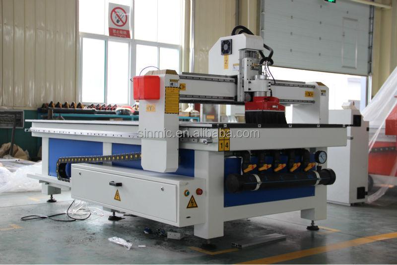 3d cnc machine for wood