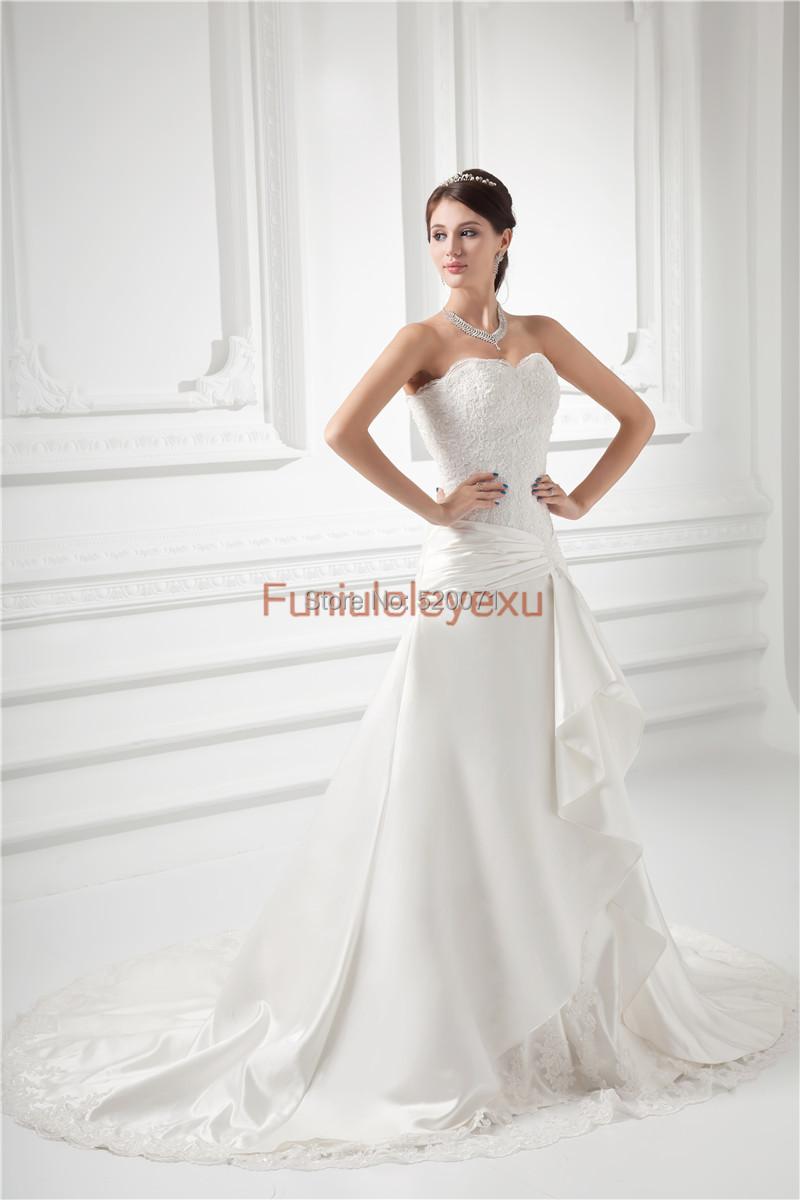 Robe de mariée de conception en ligne