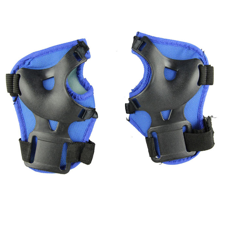 Kids Cycling Roller Ski Skate Skating KNEE ELBOW WRIST Safety Gear Pads Cycling Protect Sports Safety Kneepad volleyball(China (Mainland))