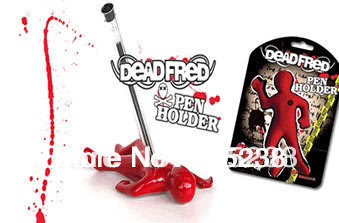 Free Shipping 1 Piece Dead Fred Pen Holder  (Free Shipping via epacket)