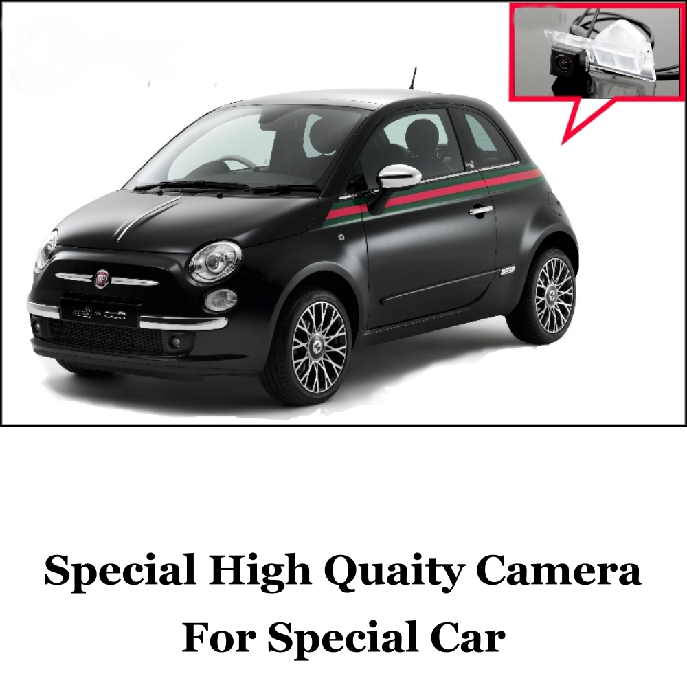 Car Camera For Fiat New 500 500C 500S Abarth 2007~2015