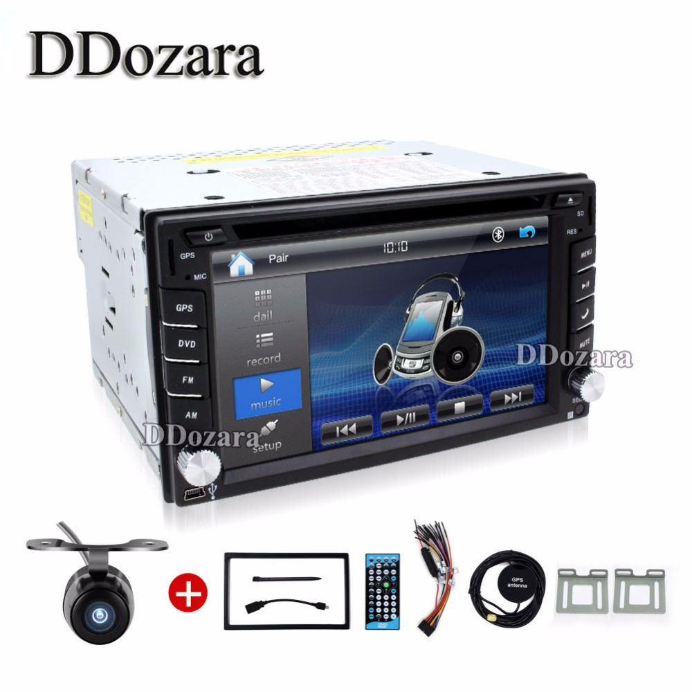 Car Multimedia Player cassette player for auto radio 2 din car dvd GPS navigation Steering Wheel Control(China (Mainland))