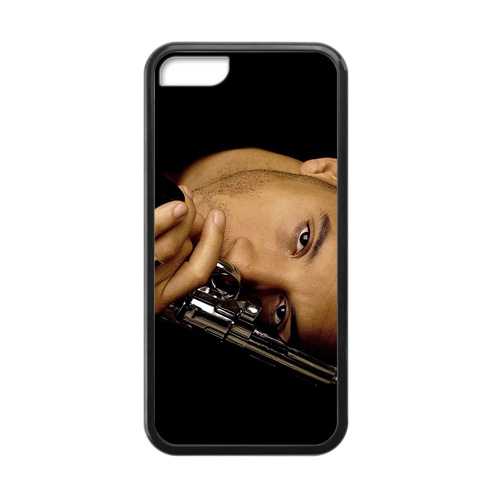 Vin Diesel Gun Case for iPhone 5c Soft Back Case(China (Mainland))