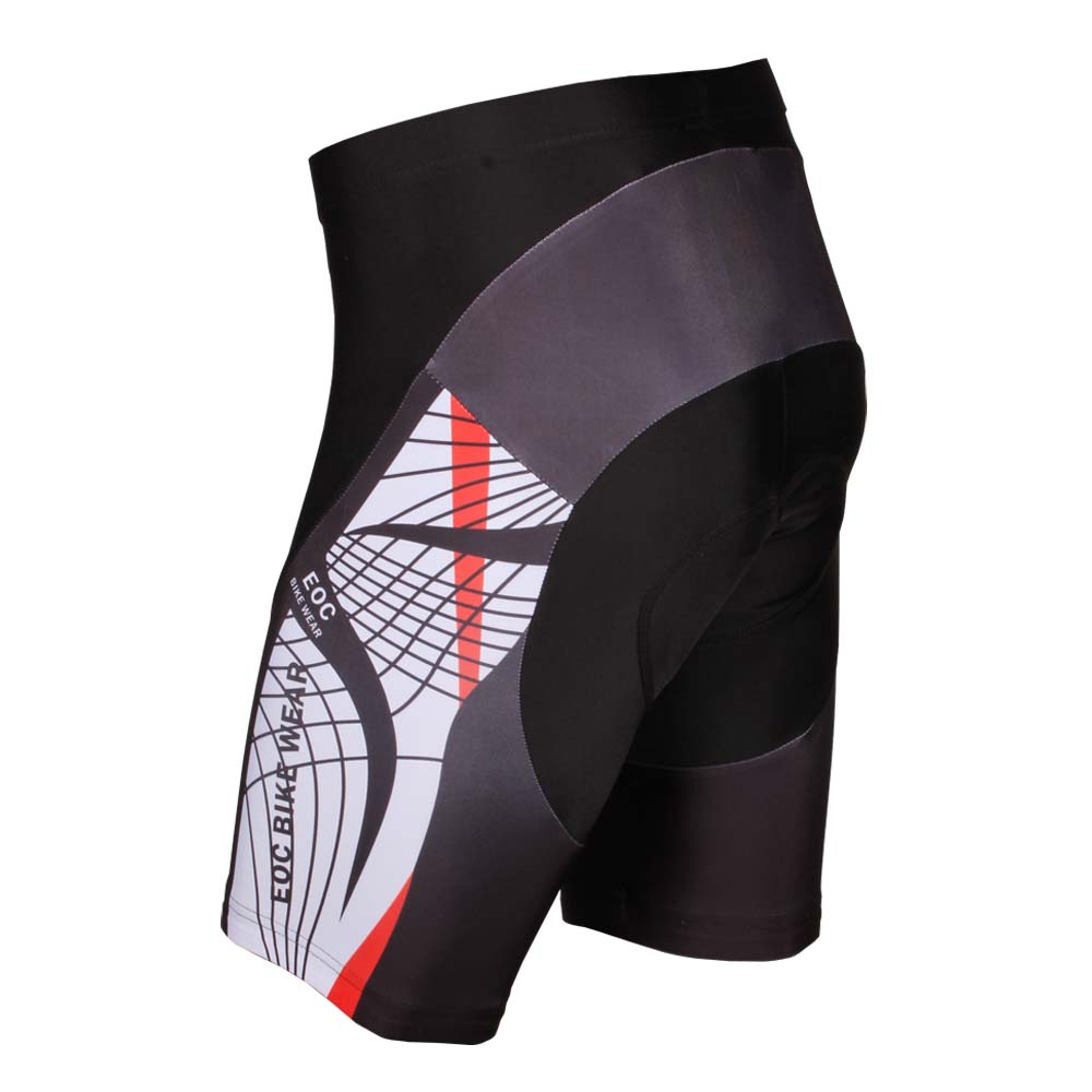 New Men's Cycling Shorts 3D Gel Padded Bike/Bicycle Outdoor Sports Tight S-3XL 10 Style