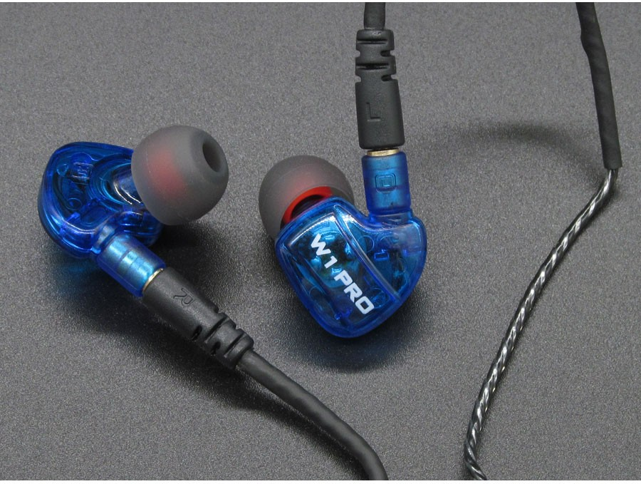 Stereo ear hook Earphone sweatproof Sport headphones with Detachable Running Headset With Mic for Mobile Phone MP3 iphone W1 Pro