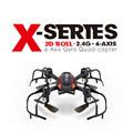 E T Headless MJX X902 Mini Drone 2 4G 4CH 6 Axis Gyro UFO RC Quadcopter