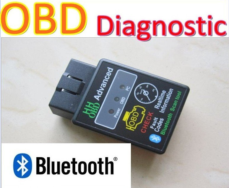 HH OBD MINI Version Scan Bluetooth Advanced Tool Wireless Diagnostic Audi VW - Friendship Top On Line Store store