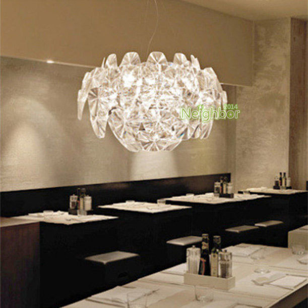 Modern Luceplan Hope Pendant Light Suspension Hanging Lamp Living Room Lighti