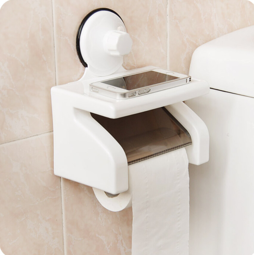 Bathroom Accessories Toilet Paper Holder Waterproof Paper