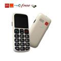 Free Shipping Anitech Original Mobile Phone Senior phone Dualcore Elderly GPS Phone Old Man Phone LNJ1