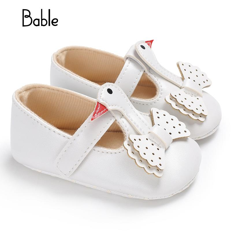 Crib Shoes Infants Shoes Baby Shoes Cute Lovely Princess Newborn Toddler Cartoon Gifts